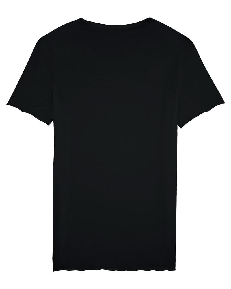 camiseta hombre oversize