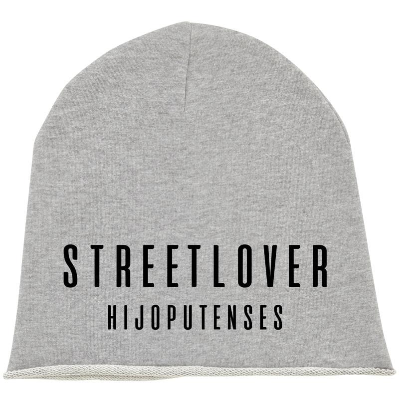 gorro unisex streetlover hijoputenses